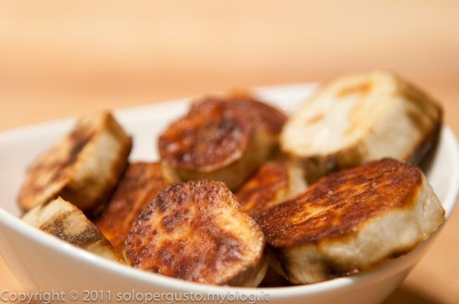 Patate dolci fondenti al sale affumicato solopergusto for Patate dolci americane