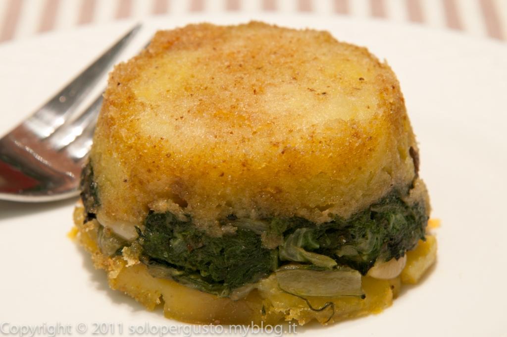 tortini bieta e patate e le certezze di una bambina?. | solopergusto - Cucinare Bieta