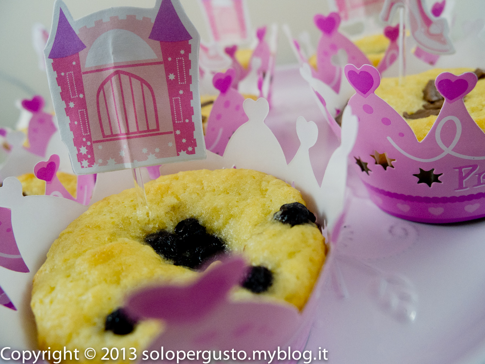 Muffin cocco e quello che ti pare