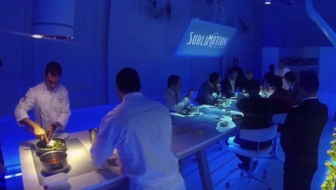 Ibiza, da Sandy Marton al ristorante sensoriale di Paco Roncero: SubliMotion