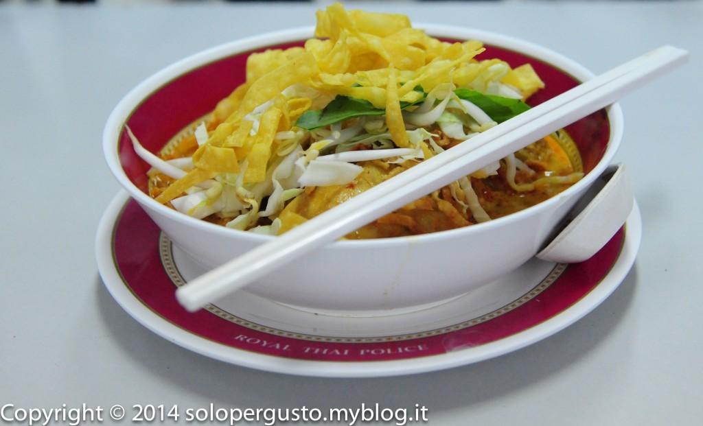 La mia Bangkok: puzze, rivelazioni, nuovi amici e cibo Thai.