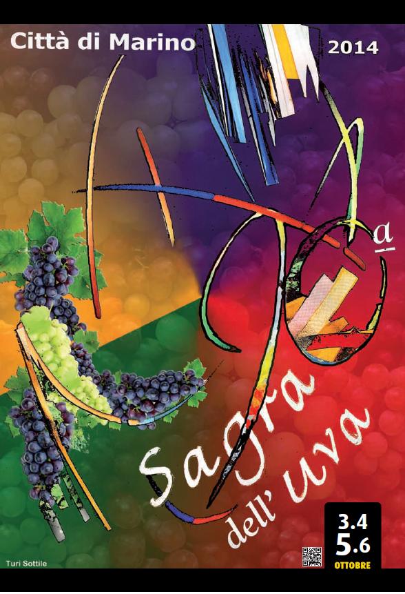 1 domenica di ottobre Sagra dell'uva a Marino: quello che dovete sapere per venire preparati.