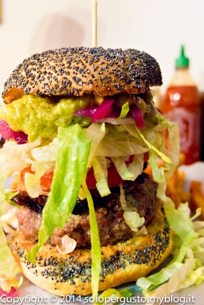 Io, Alicettah e l'hamburger più buono di Milano