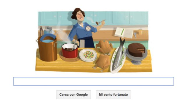 Italiani, santi, poeti, navigatori e cuochi provetti. Lo dice Google.
