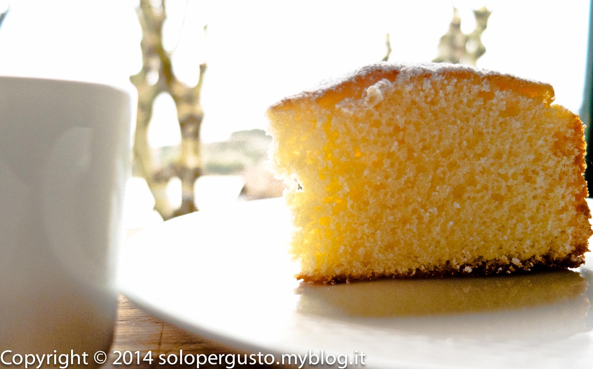 [Ricetta] Torta pseudodietetica al cioccolato bianco