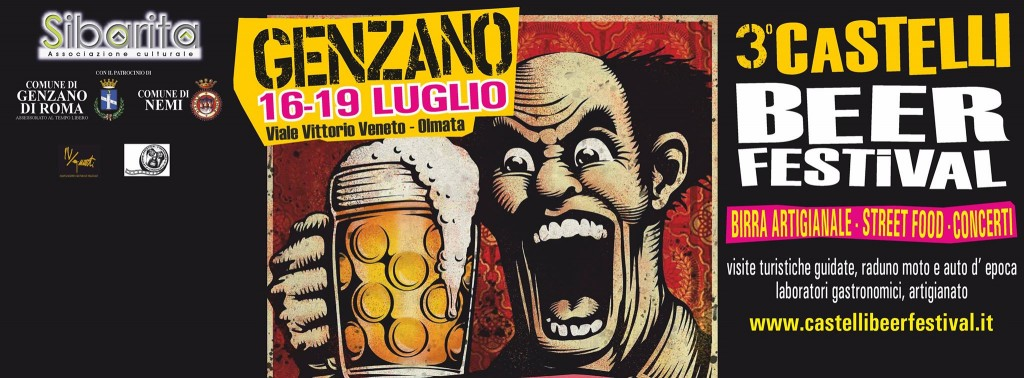 Castelli Beer Festival 2015 a Genzano