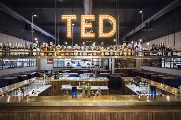 TED a Roma: l'astice informale (e non solo)