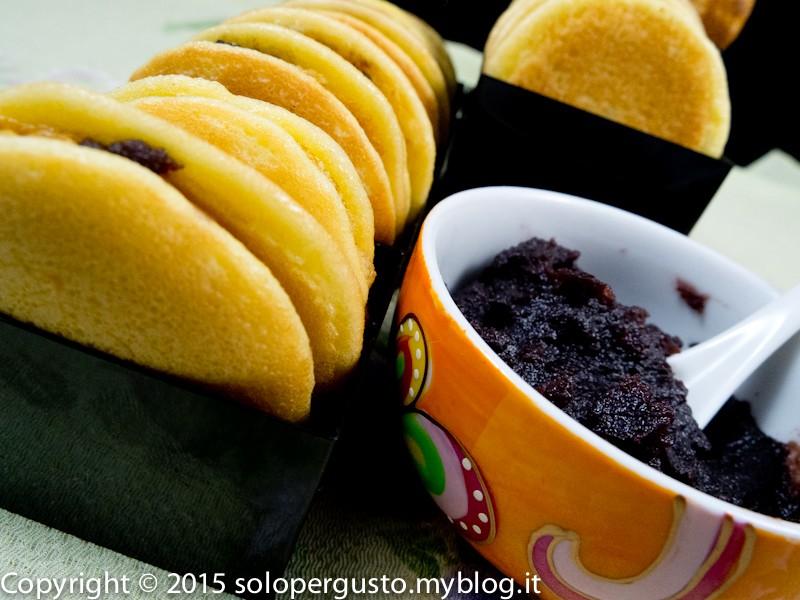 Le ricette della signora Toku: i dorayaki