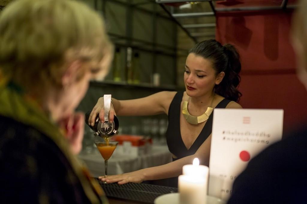 Metti il caso una serata piaciona: Me Geisha Roma