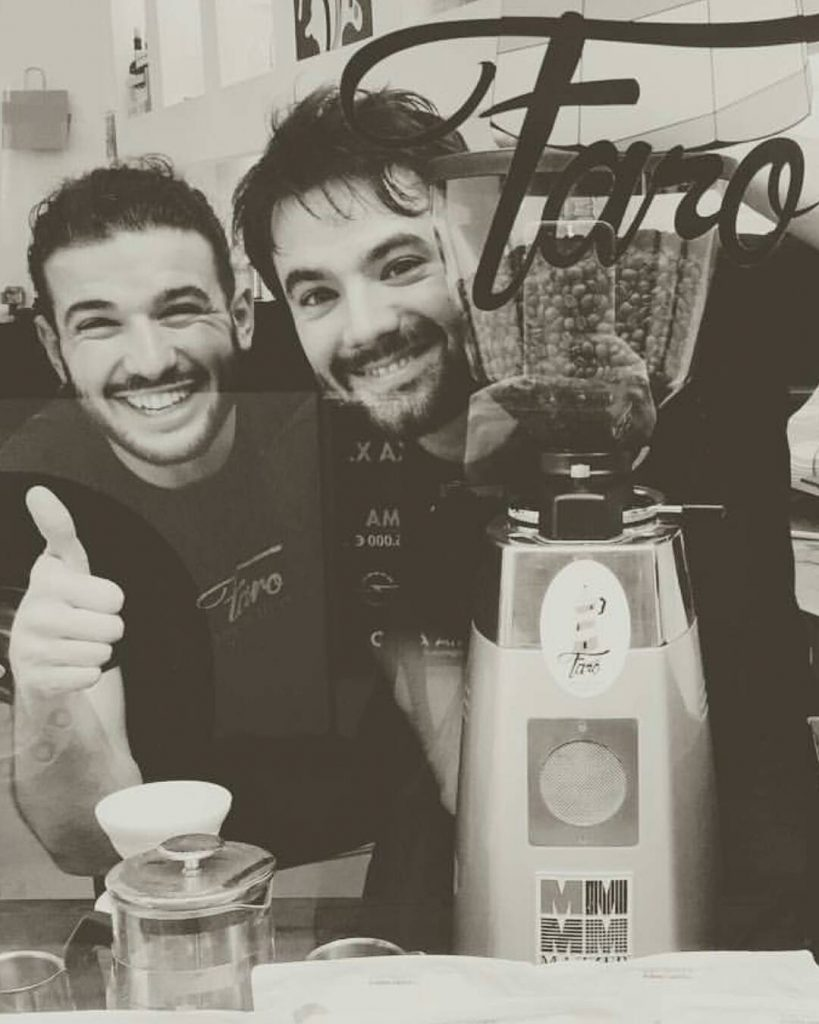 Matteo e Dario